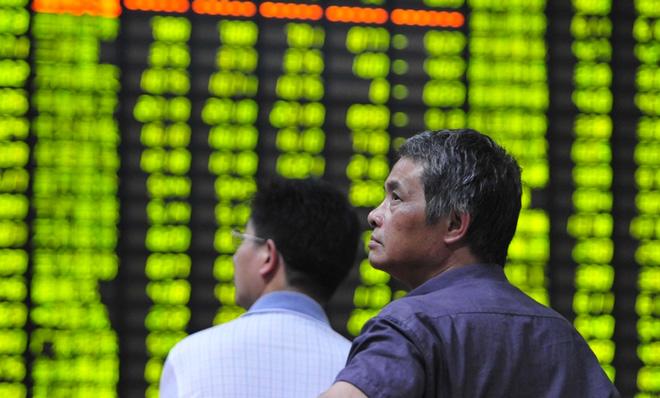 自6月12日下跌以来,A股已被抹去约15万亿元人民币的市值