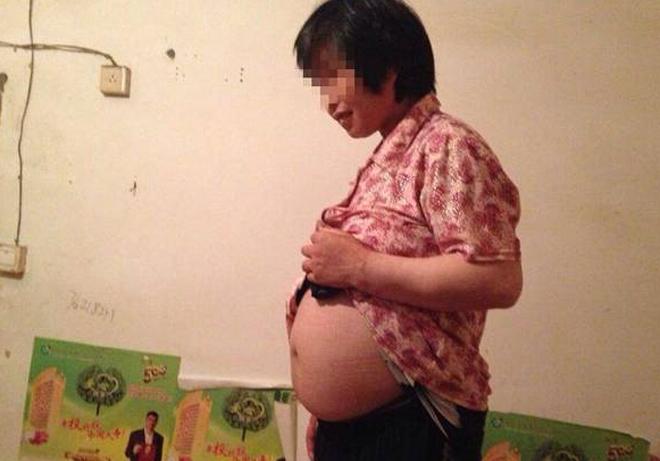 怀孕的容英
