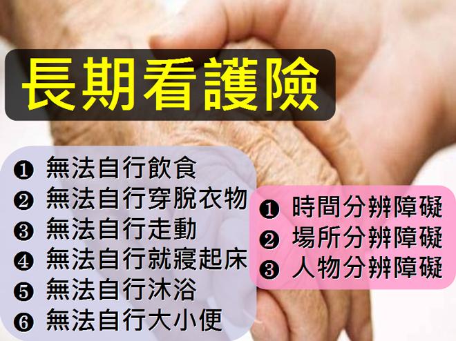 """效仿德日等地,中国台湾前几年也开始尝试""""长期照顾保险"""""""