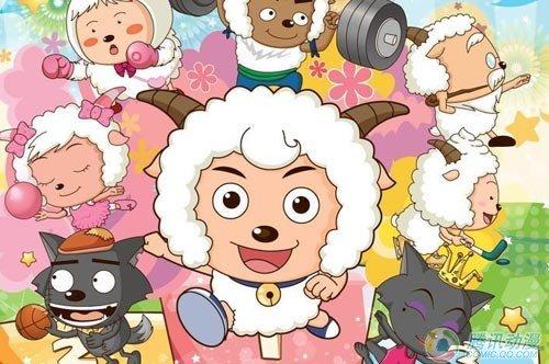 《喜羊羊与灰太狼》的受众主要是小孩子们