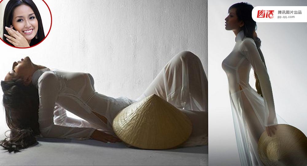 纠结的越南 旗袍