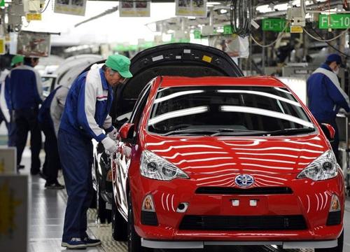 丰田并不追求对特定市场的差异性布局,其发展模式和市场风格都很稳健。
