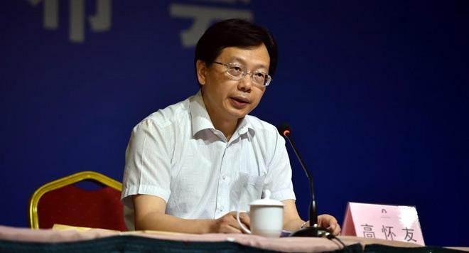 """天津安监副局长高怀友,他回答的很多内容其实他""""管不了"""""""
