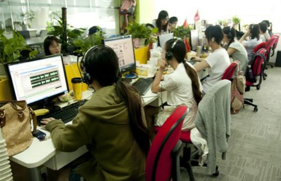 互联网在线教育打破了空间限制,学生、老师都在线上