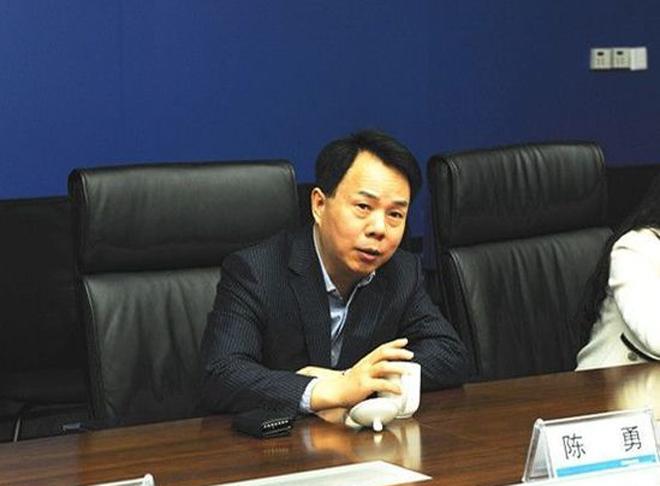 江苏省能源局原局长陈勇利用审批权牟利,让其外甥女代持收受的企业股票期权
