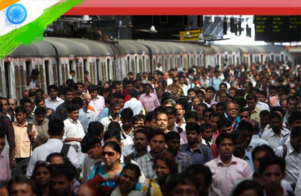 印度人口优势被认为是经济发展的重要原因