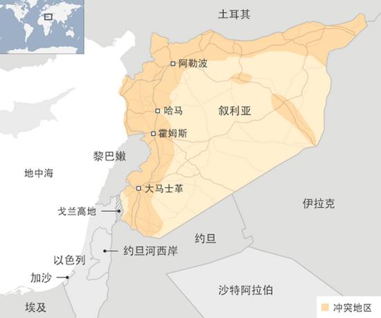这条海上偷渡通道,是很多叙利亚难民的首选