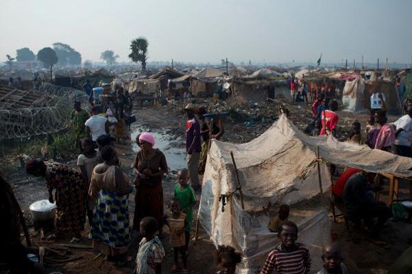 中非共和国,秩序崩溃后的悲惨景象