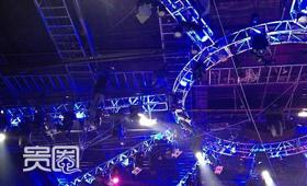 现场舞台设计、灯光架设等必须经过安检