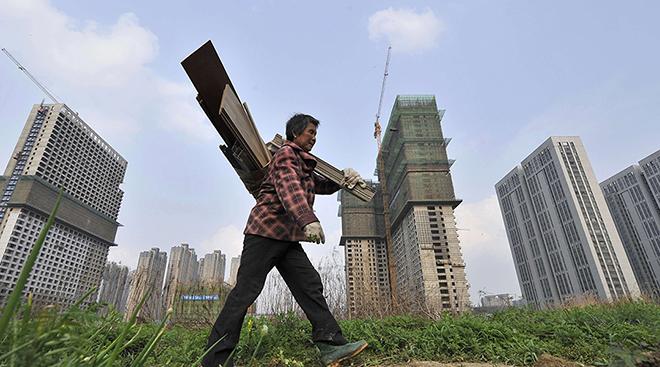 """""""撤村并居"""",是地方政府为了获得城镇建设用地指标"""