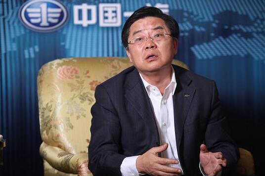"""""""两会""""后,中国第一汽车集团公司董事长徐建一落马"""