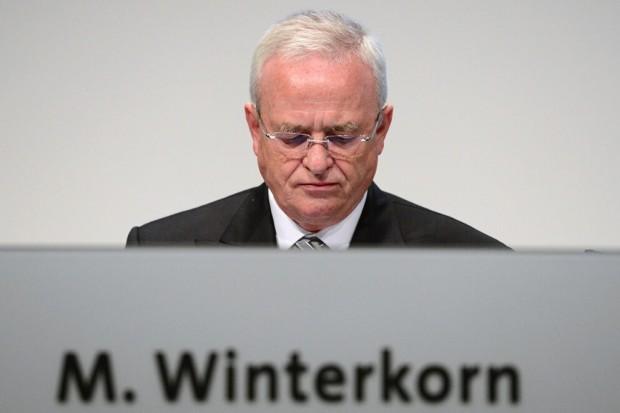 大众汽车集团CEO马丁・文德恩宣布辞职