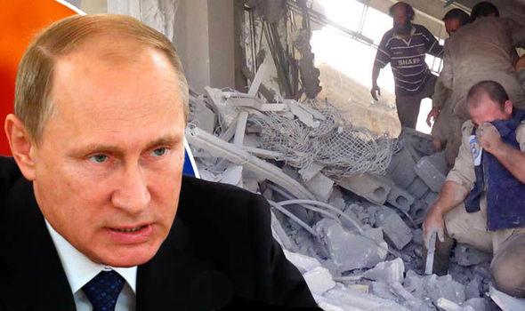普京是剿灭ISIS的救世主吗