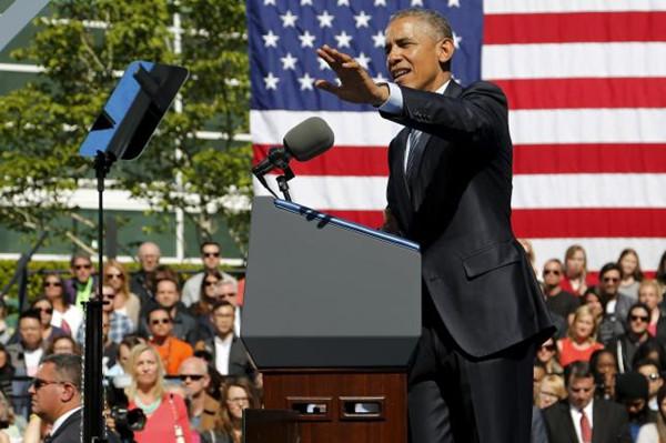 美国总统奥巴马一直在强力推动TPP协议的达成