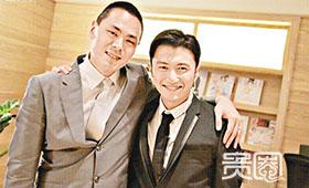 杨文杰是谢霆锋的第一个商业伙伴