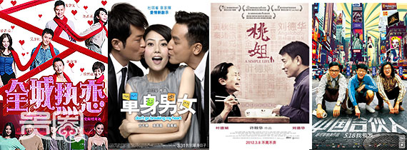PO朝霆在广告界打开名声之后,开始涉足电影后期制作