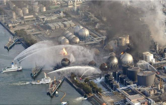 """福岛核电站泄漏引发了极大的""""核电恐惧症"""""""