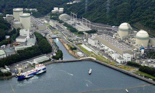 日本高滨核电站,之前打算重启时曾被法官阻止