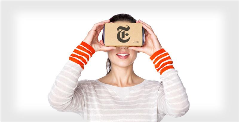真人测评!《纽约时报》VR多高能?