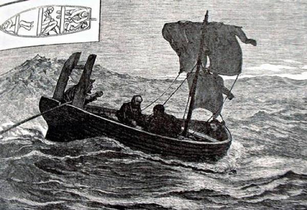 """著名的 """"国王诉达勒和史蒂芬案"""":海难中三名成年人杀死了小男孩"""