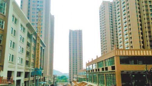 济南最大的公租房小区文贤居