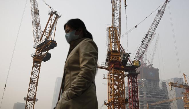 相比起气候变化,中国人更关心的是雾霾问题