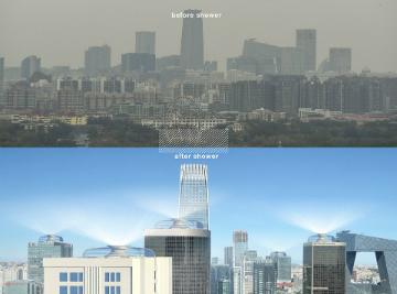 未来智能城市是这样来对抗雾霾的