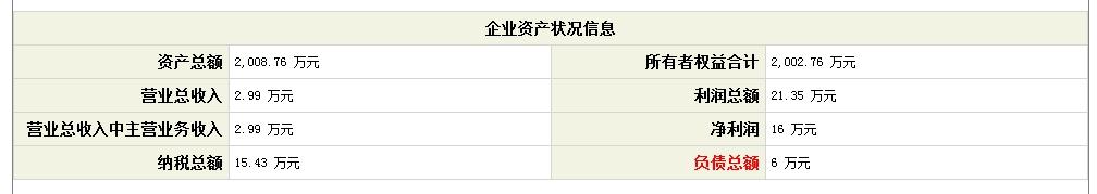 滨湖机电2013年资产状况信息