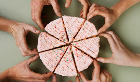 """万科的""""蛋糕""""分得足够多"""