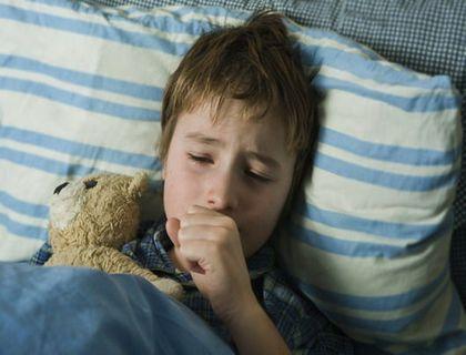 咳嗽只是病症不是病,孩子精神好就不用担心