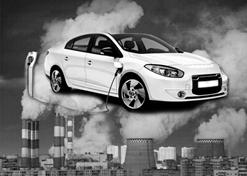 """电动汽车的""""隐形""""污染"""