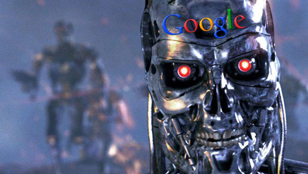一些人担忧谷歌这样的公司最终会造出《终结者》中的那些邪恶机器人