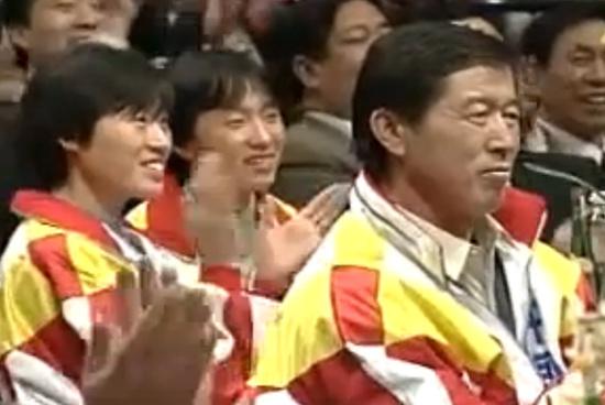 1994年春晚上的马俊仁,那时他风光无两
