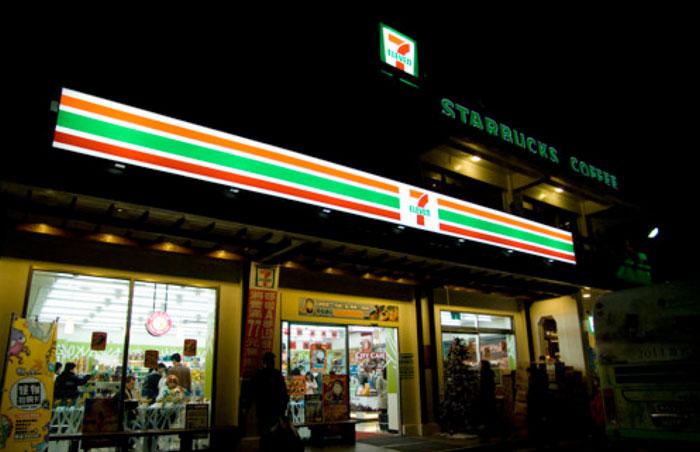 无处不在的便利超市让台湾人感觉不到O2O的痛点。