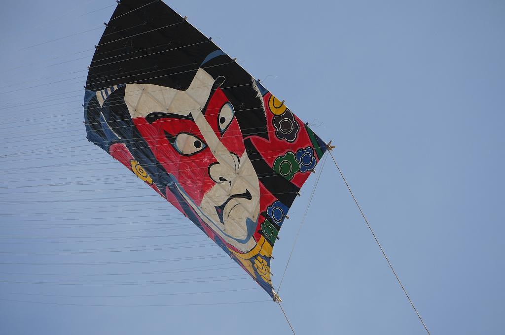 日本浮世绘风筝