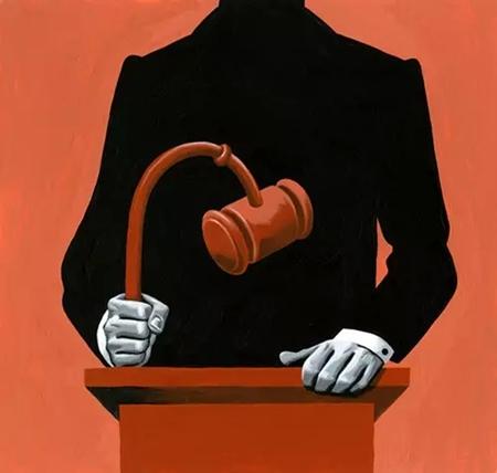 对法官群体而言,无独立,无荣誉