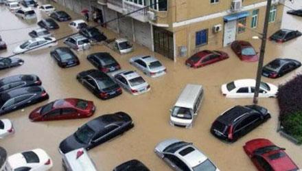 泡水车非常不值钱,但在中国的二手车市很难分辨