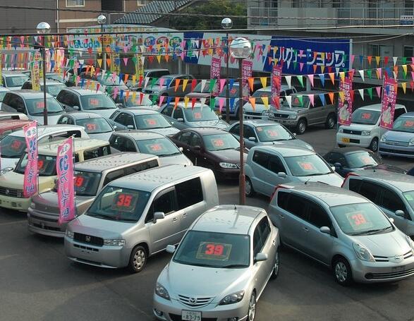 在日本,可以放心购买二手车
