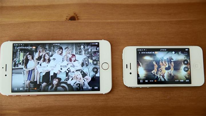 手机到底多大尺寸最合适?