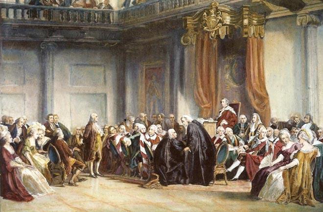 起源于欧洲议会的豁免权被大部分现代国家运用在了自己的民意代表保护制度中