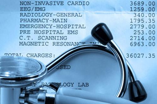 高昂的医疗费用是美国个人破产的主要原因