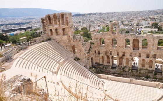 希腊政府依靠健全的法律和有效的管理保护文物