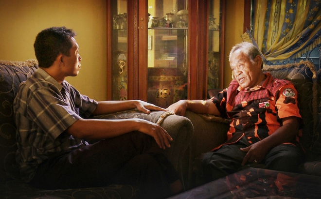 关于印尼1965屠杀事件的纪录片《沉默之像》,该片获得奥斯卡提名