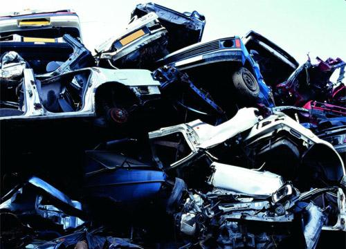 车视点:废旧车回收 丰田又先走一步
