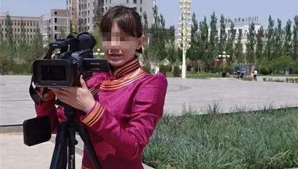 内蒙古被丈夫家暴致死的记者红梅