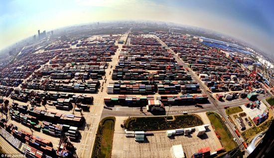 2015年中国仍为世界第一大货物贸易国