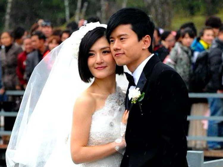 结婚后,网上