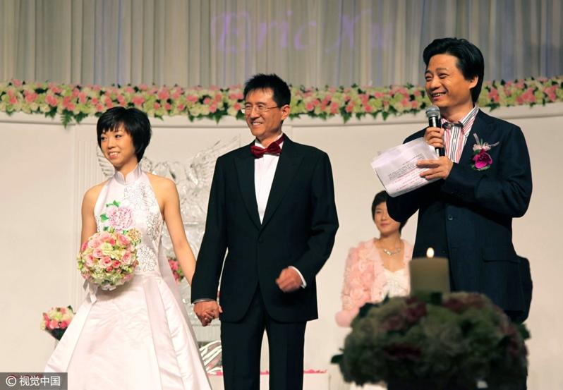 张怡宁婚后的生活一直很甜蜜