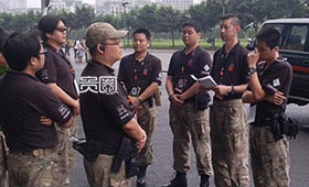 退伍军人团队意识强,是安保行业主力军