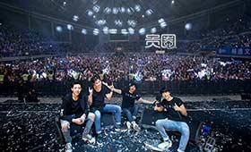 除BIGBANG外,CNBLUE也拥有超高人气